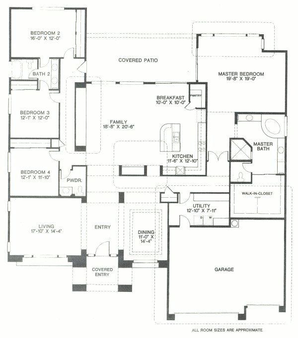 Pinnacle Homes for Sale The Grayhawk Group – Pinnacle Homes Floor Plans