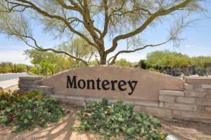 Entrance to Monterey at Talon Retreat